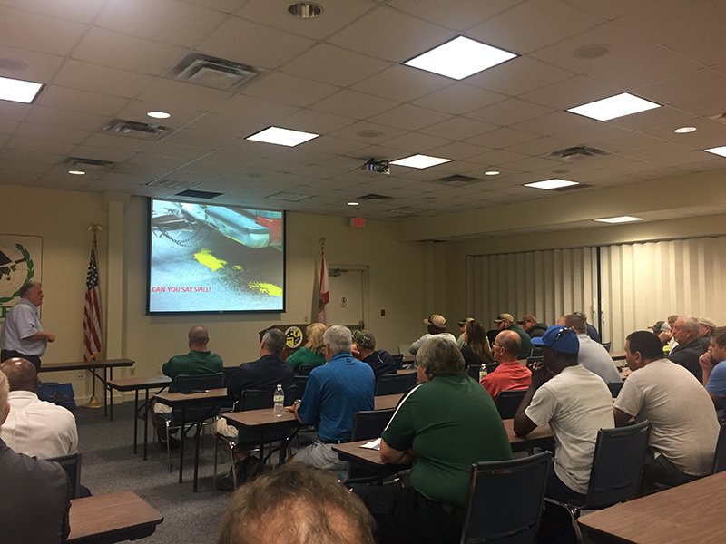 Spring 2017 - CFSTMA Plant City Chapter Meeting