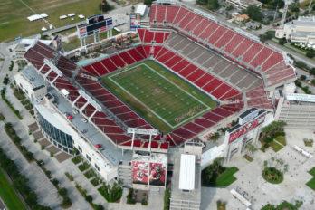 CFSTMA at Raymond James Stadium